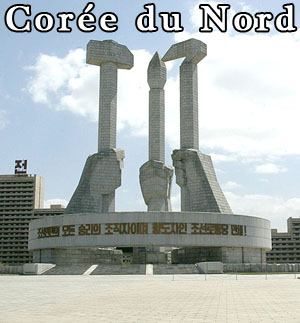 coree du nord