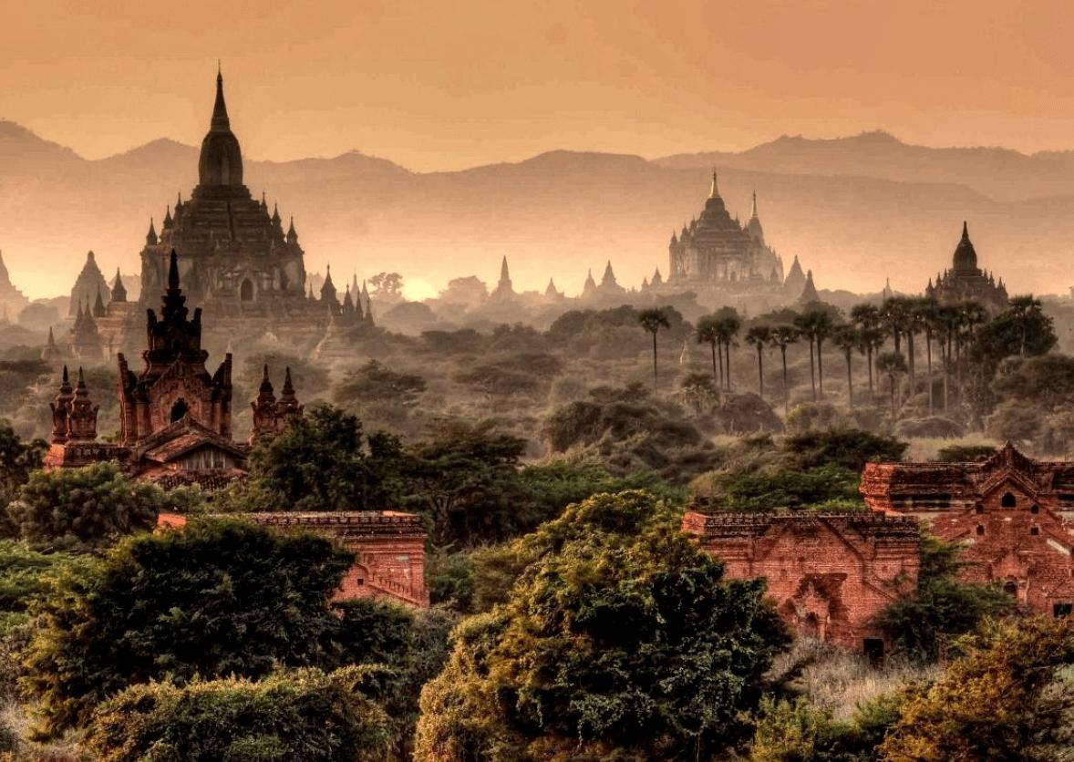 Pourquoi visiter la Birmanie ou Myanmar en Asie du Sud