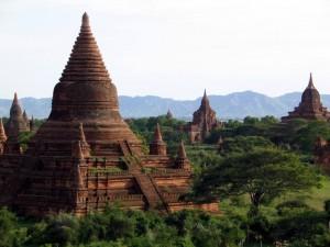 Bagan-Myanmar-Birmanie Asie Voyage