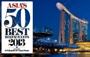 50 meilleurs restaurants asie