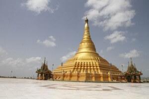 Naypyidaw myanmar pagode