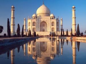 Taj-Mahal-Inde asie