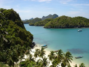 Ko-Samui thailande asie île