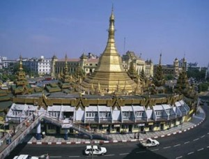 yangon capitale du myanmar 300x228 photo