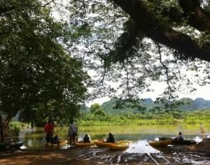 Kayak-myanmar