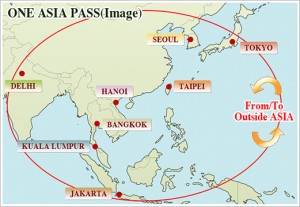one asia pass