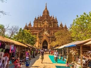myanmar tourisme