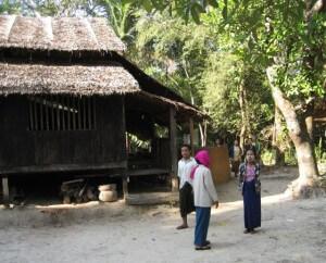 Myanmar_village