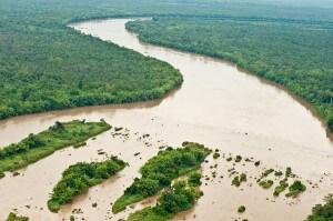 Mekong Riviere