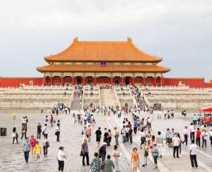 voyage en asie chine