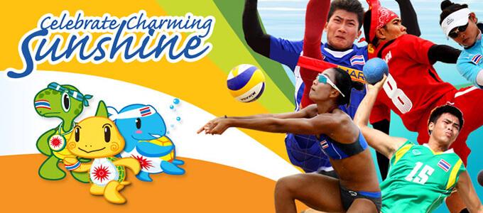 Asian-Beach-Games - mascottes