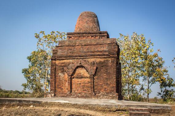 Anciennes cités pyu