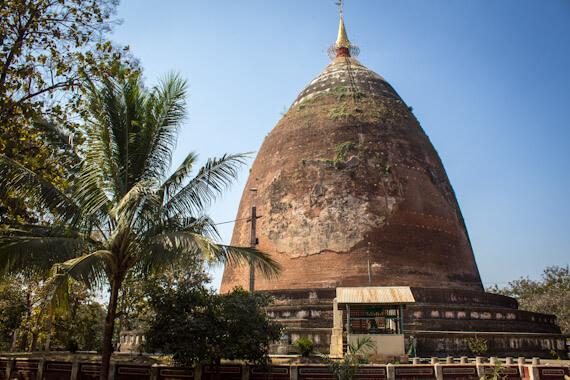 Myanmar-Anciennes cités pyu