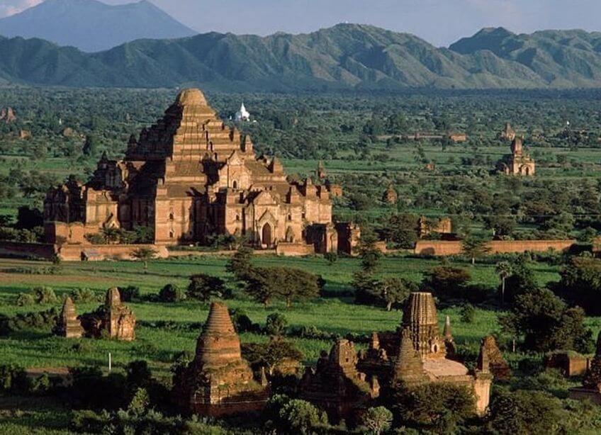 pagode pagan Myanmar