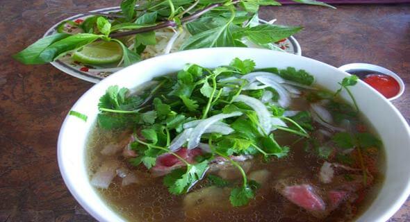 pho cuisine asie vietnam