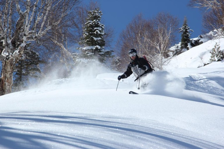 Gulmarg-Ski-Resort Asie
