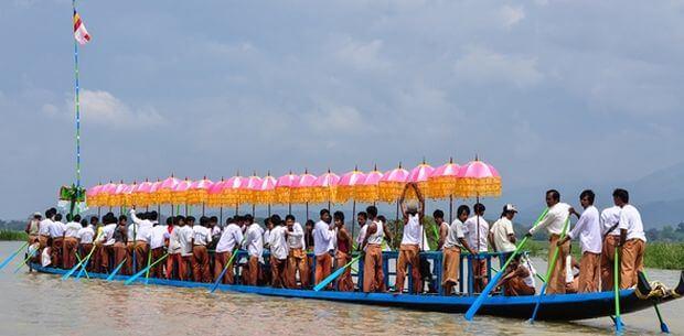 La Birmanie se prépare à célébrer des festivals uniques