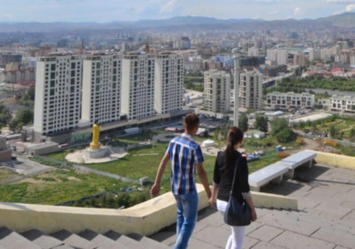 Oulan-Bator, capitale de la Mongolie et point de départ de la plupart des séjours dans le pays